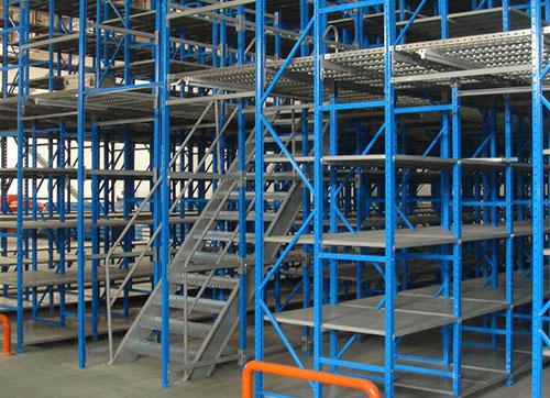 Loft Goods Shelf